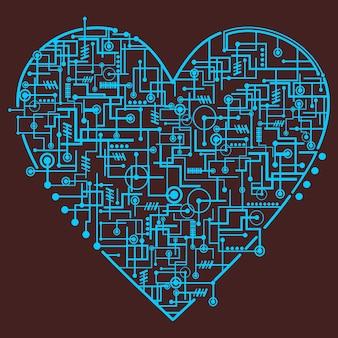 Coeur électrique