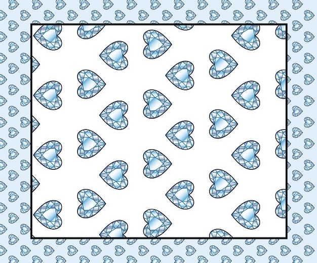 Cœurs de diamant