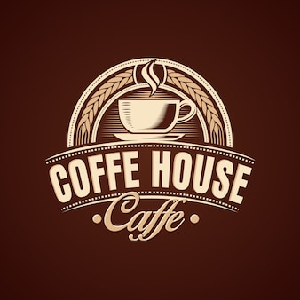 Coffe shop house caffe