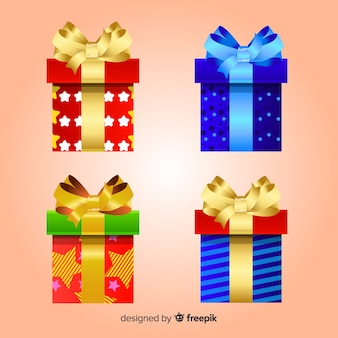 Coffret cadeau de noel