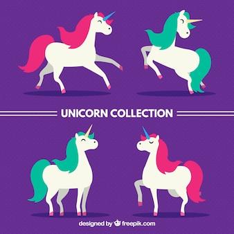 Colecction unicorn