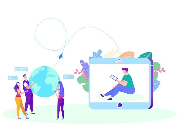Collaboration sur l'apprentissage à distance