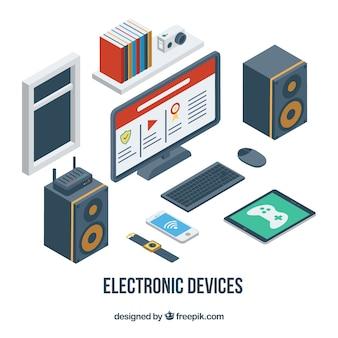 Collecte de dispositifs électroniques