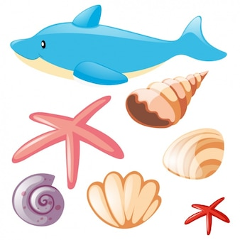 La collecte des éléments de sealife