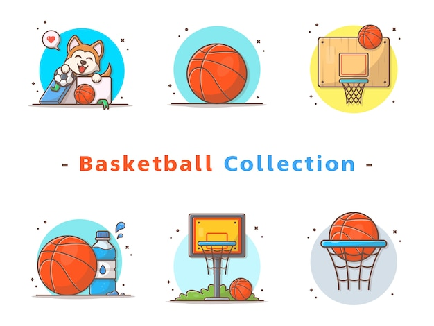 Collection de basket