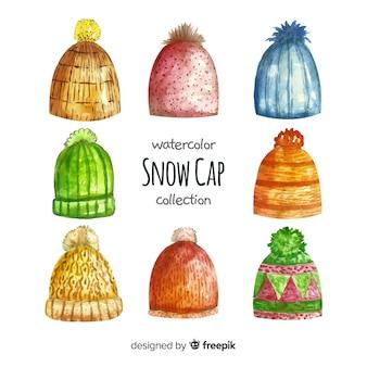 Collection de bonnet de neige