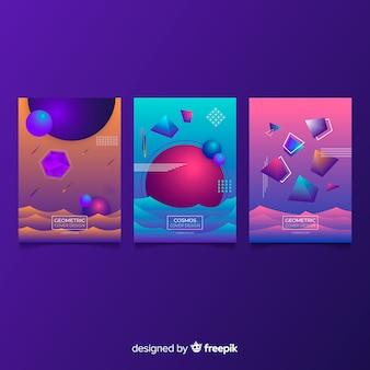 Collection de brochures sur les formes anti-gravité