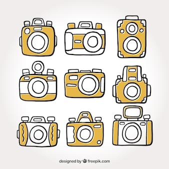 Collection de caméra de base