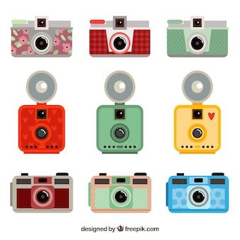 Collection de caméras amateurs