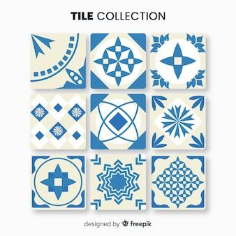 Collection de carreaux décoratifs