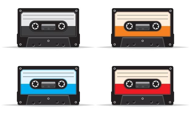 Collection de cassettes