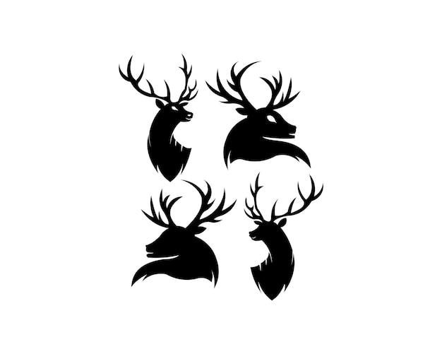 Collection de cerfs