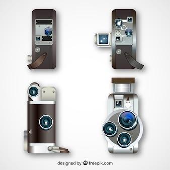 Collection classique de caméras
