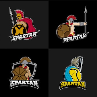 Collection collection spartan esports logo