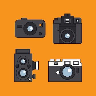 Collection de conception d'appareil photo