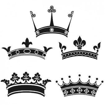 Collection de couronnes