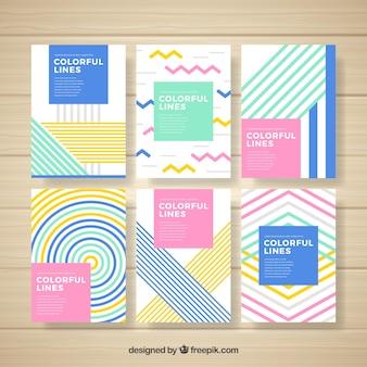 Collection de couverture
