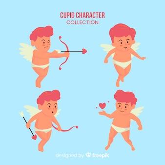 Collection cupidon saint valentin