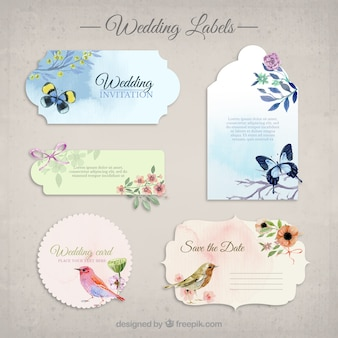 Collection de mariage Invitations