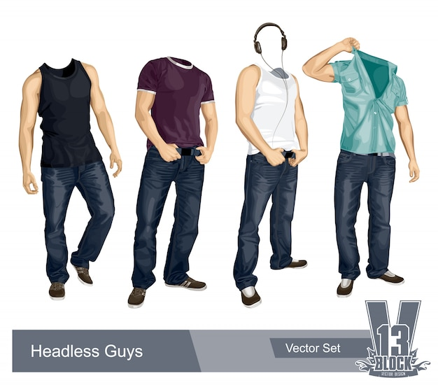 Collection de design homme