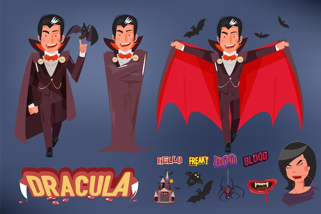 Collection draculaire -