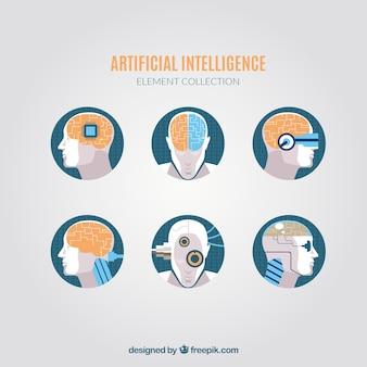 Collection d'éléments d'intelligence artificielle