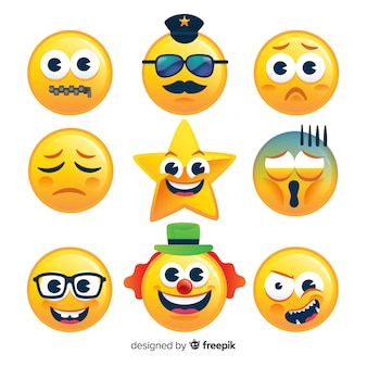 Collection emoji