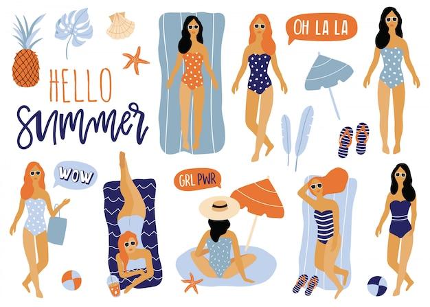 Collection d'été