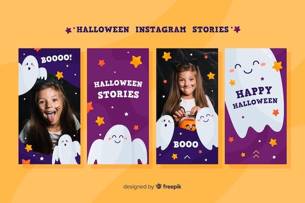 Collection d'histoires instagram instagram