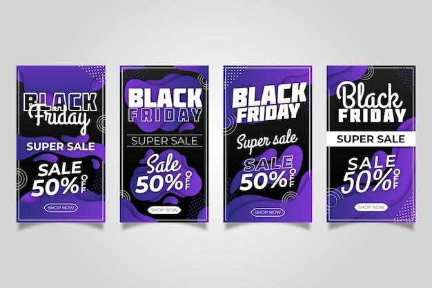 Collection d'histoires noires vendredi vendredi