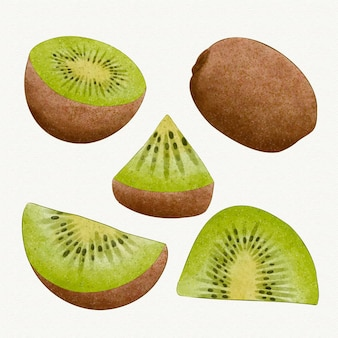 Collection kiwi