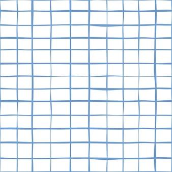 Collection de ligne d'école de fond abstrait vectorielle continue. modèle de papier blanc pour ordinateur portable.