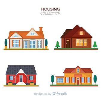 Collection de logement