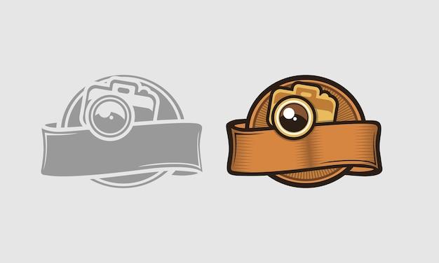 Collection de logo de la caméra