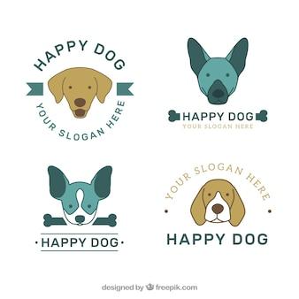 Collection logo du chien