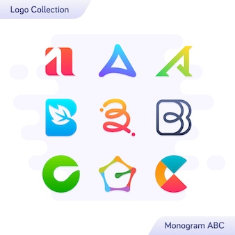 Collection logo, monogramme