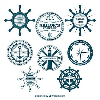 Collection logo sailor