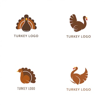Collection de logo de la turquie