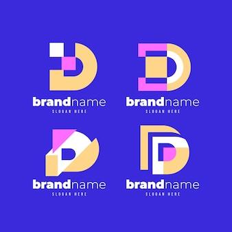 Collection de logo d