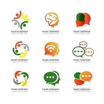 Collection de logo