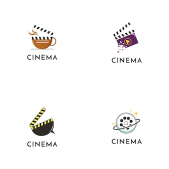 Collection de logos de cinéma