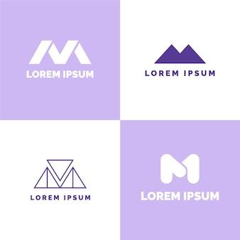 Collection de logos m