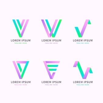 Collection de logos v