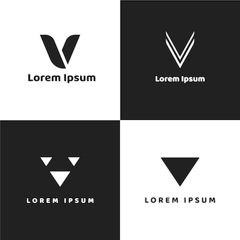 Collection de logos v