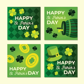 Collection de messages instagram de st patricks day