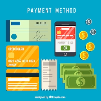 Collection des méthodes de paiement