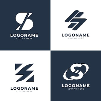 Collection de modèles de logo s