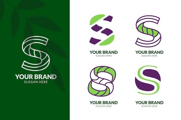 Collection de modèles de logo s