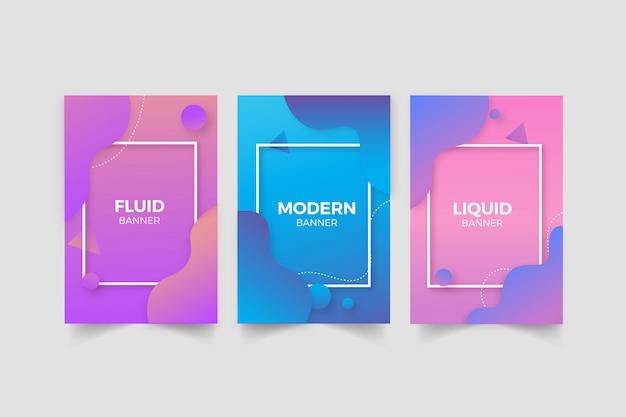 Collection de modèles modernes