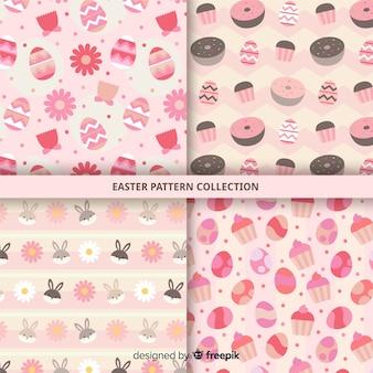 Collection de modèles de pâques